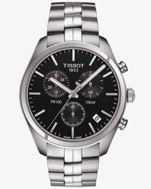 Tissot Mens T-Classic PR100 Chronograph Watch T101.417.11.051.00