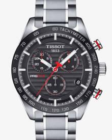 Tissot T-Sport PRS516 Quartz Chronograph Red and Black Bracelet Watch T1004171105101