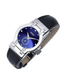 Versace Designer Women's Watches, Madison - Ladies' Black Round Dial Diamond Watch