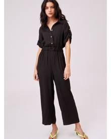 The Fifth PORTRAITURE BOILER SUIT black