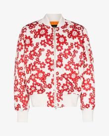 SOPHNET. Betty floral print bomber jacket