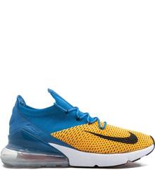 Nike Air Max 270 Flyknit sneakers - Yellow