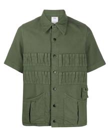 visvim military shirt - Green