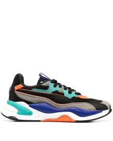 Puma panelled sneakers - Black