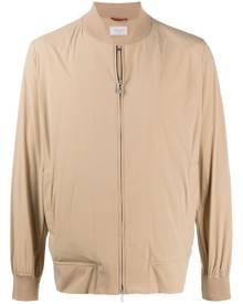 Brunello Cucinelli lighweight bomber jacket - Neutrals