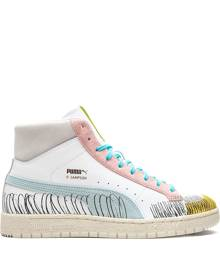 "Puma Ralph Sampson 70 Mid ""Michael Lau"" sneakers - White"
