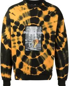 Haculla tie-dye print sweatshirt - Orange