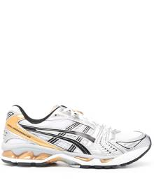 ASICS panelled sneakers - White