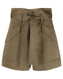 Rag & Bone Field cargo shorts - Green