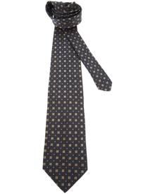 Gianfranco Ferre Vintage patterned tie - Blue