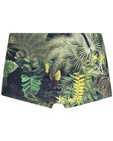 Lygia & Nanny - jungle print swim trunks - men - Polyamide/Spandex/Elastane - 38, 40, 42, 44, 46, 48 - unavailable