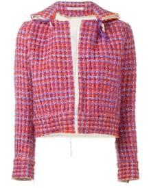 Yohji Yamamoto Vintage bouclé jacket - Yellow & Orange