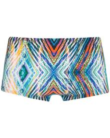 Lygia & Nanny printed swim trunks - Unavailable