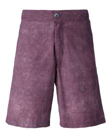 Fashion Clinic Timeless washed swim shorts - Pink