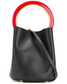 Marni Pannier bucket bag - Black