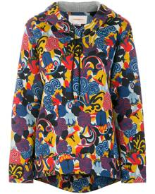 La Doublej all over print hoodie - Multicolour