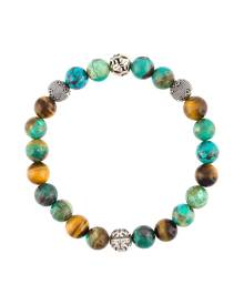 Nialaya Jewelry beaded bracelet - Blue