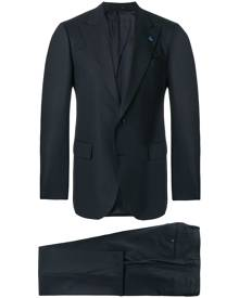 Lardini two piece suit - Blue