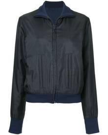 Yohji Yamamoto Vintage Yohji Love You bomber jacket - Blue