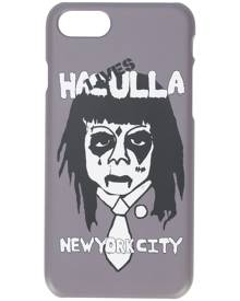 Haculla - flyer iPhone X case - unisex - Polycarbonite - One Size - GREY
