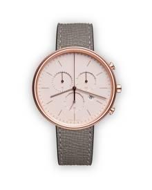 Uniform Wares M40 chronograph watch - Grey