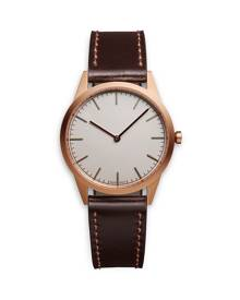 Uniform Wares C35 two-hand watch - Metallic