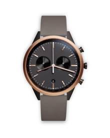 Uniform Wares C41 Chronograph watch - Grey