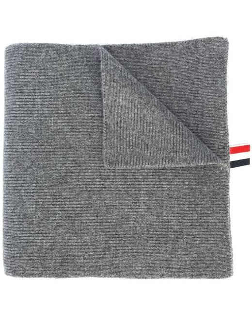8bc3909ec99 Thom Browne Men s Scarves - Clothing