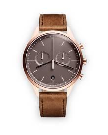 Uniform Wares C39 Chronograph Watch - Metallic
