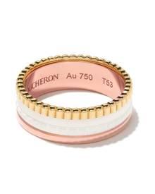 Boucheron Quatre stack-style ring - 3G