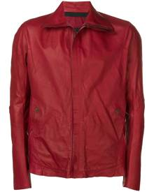 Isaac Sellam Experience zipped-up jacket - Red
