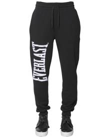 EVERLAST PORTS Logo Cotton Sweatpants