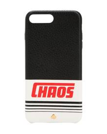 CHAOS REFLECTIVE LEATHER IPHONE 7/8 PLUS COVER