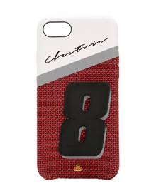 CHAOS ELECTRIC 8 LEATHER IPHONE 7/8 COVER