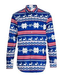 OppoSuits SHIRT The Rudolph