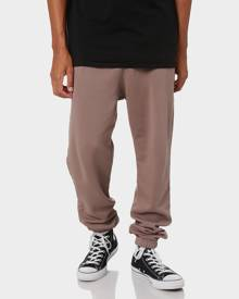 The Critical Slide Society Kickback Mens Track Pant Rust Rust
