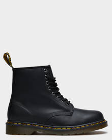 Dr. Martens Mens 1460 8 Eye Nappa Boot Black