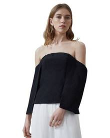 Cameo C/MEO COLLECTIVE Women's Limitless Bustier Top - Black