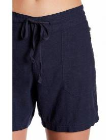 Supplies by Union Bay Navy Blue Womens US Size 6 Drawstring Shorts