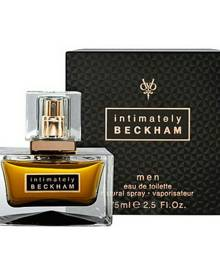 David Beckham Beckham Intimately for Men EDT 75mL