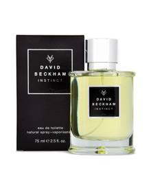David Beckham Instinct For Men EDT 75mL
