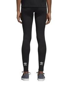 adidas Trefoil Tight - Black / White