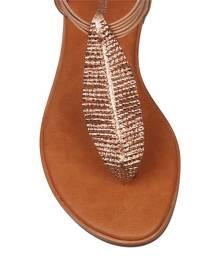 Jo Mercer Goldie flat sandal