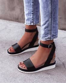 Jo Mercer Kaia wedge sandal