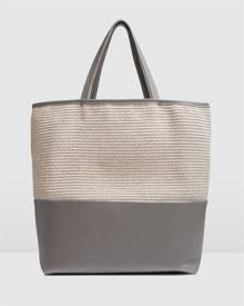Jo Mercer Popcorn large shopper bag