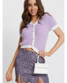 Ally Fashion Animal Print Mini Skirt