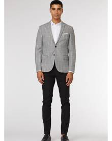 Abbey Check Blazer - Blazer, Grey check, Clothing, Blazers, Suit Jackets, All, New Arrivals, Jack London