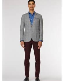 Astbury Check Blazer - Blazer, Grey check, Clothing, All, New Arrivals, Jack London