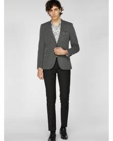 Charcoal Blazer - Blazer, Charcoal, Grey, New Arrivals, Jack London