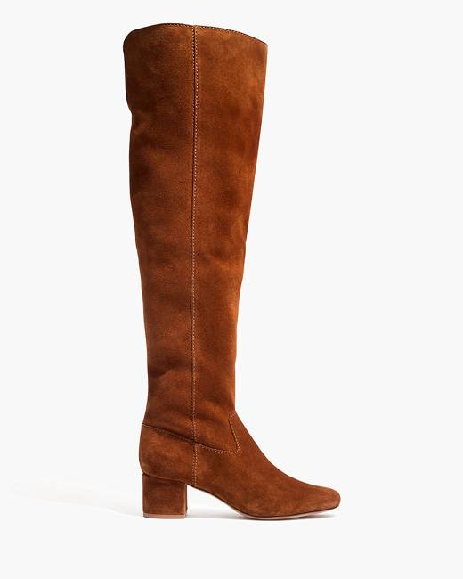 The Walker Over the Knee Boot